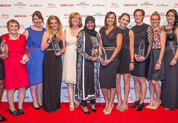 20151119-2015 Winners sportswomen of the year awards