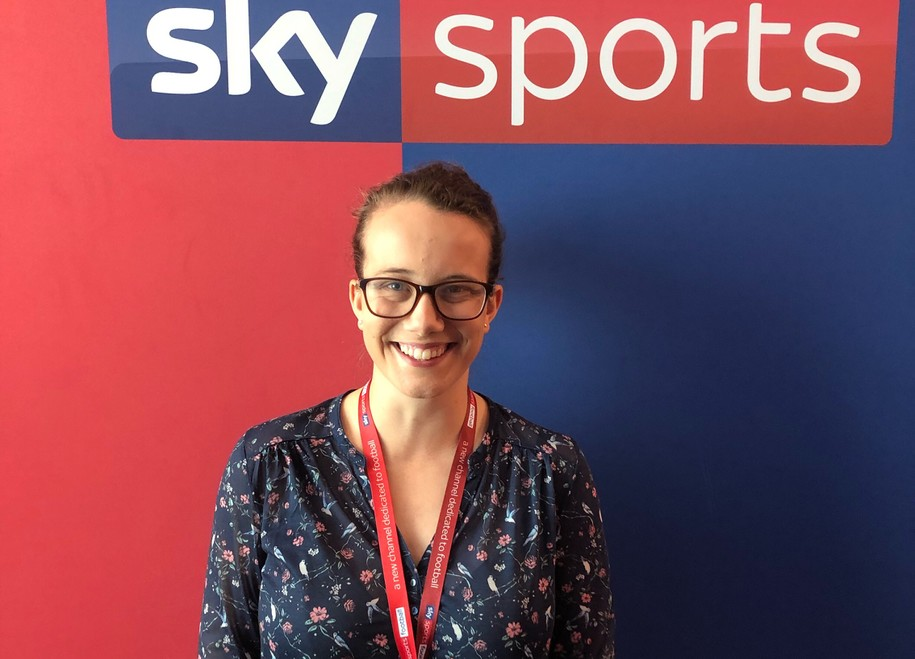 What a winner! Sky Sports announces first development programme recruit – as part of its #WhatIf pledge