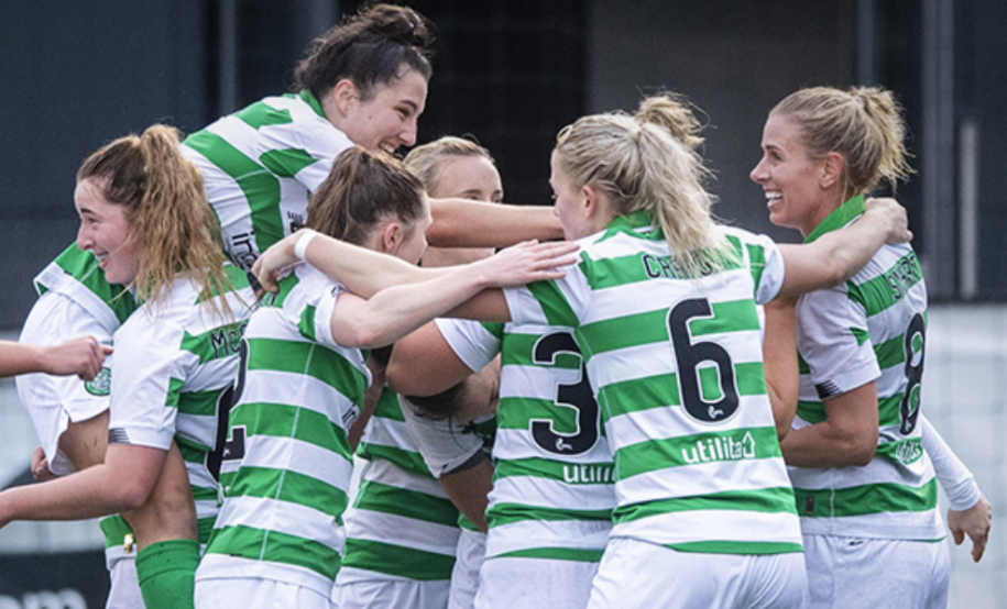 Celtic women's team go professional