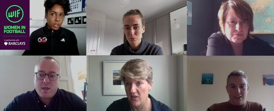 Webinar special: What's next for women's football and the importance of women in leadership
