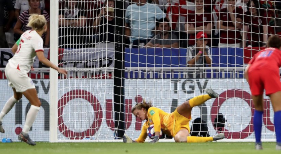 It's World Cup semi-final heartbreak for Lionesses, but the team did us proud