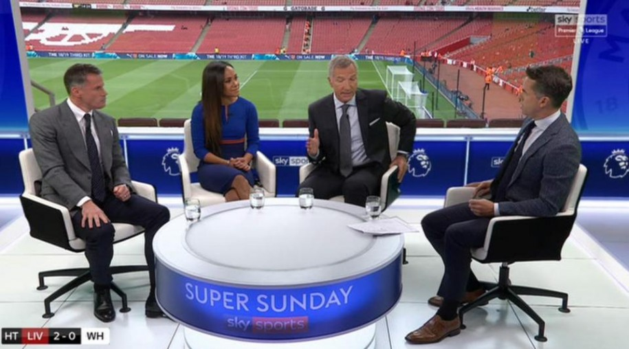 Alex Scott becomes the first-ever female Sky Sports Super Sunday pundit