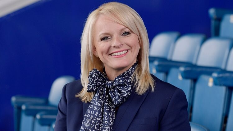 Prof. Denise Barrett-Baxendale promoted to new CEO at Everton