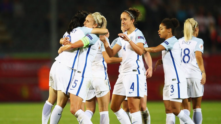 It's coming home! England will host the 2021 Women's European Championships