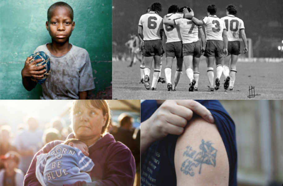 The pioneering Women Behind the Football Lens