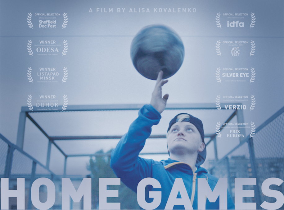 Home Games - book your seat to opening night of compelling new film