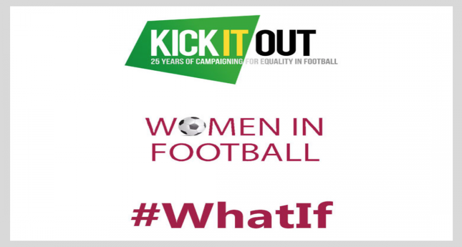 Kick It Out announce FOUR #WhatIf pledges