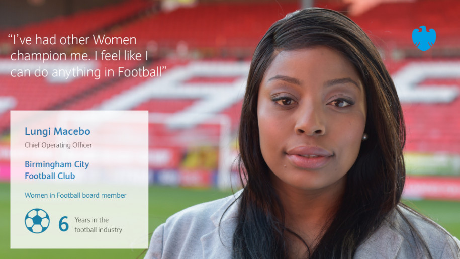 VIDEO: How Barclays partnership with Women in Football can offer more opportunities for women and girls