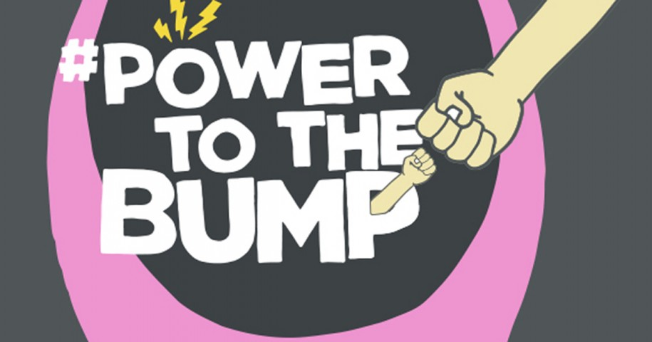 Power to the Bump - support for new mothers