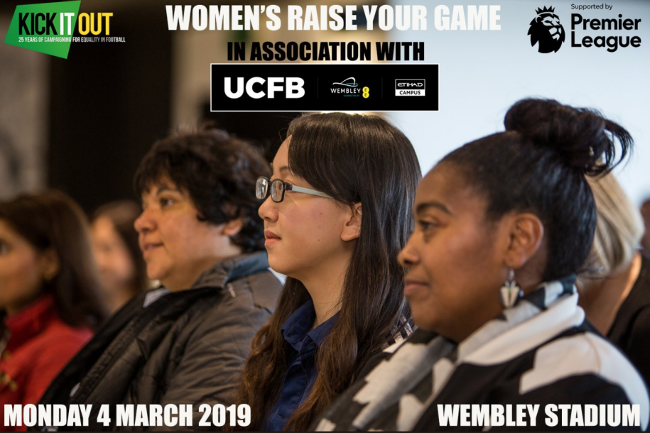 Registration open for Kick It Out Women's Raise Your Game Conference