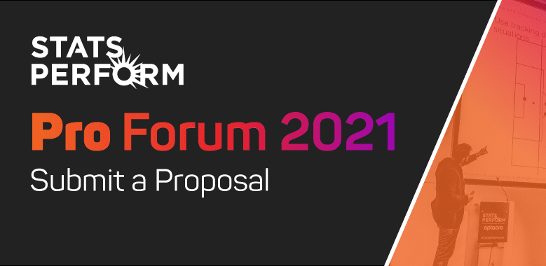 Calling all analysts and data scientists - an exciting opportunity to present at the 2021 Pro Forum