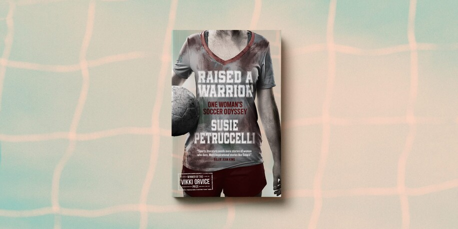 'Raised a Warrior' - special offer to buy the Vikki Orvice Prize-winning book by Susie Petruccelli
