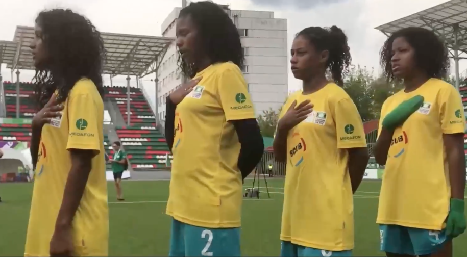 Video: The Street Child World Cup - The Future Depends On You